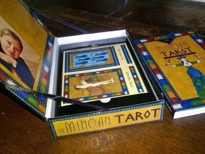 The Minoan Tarot ~ Review